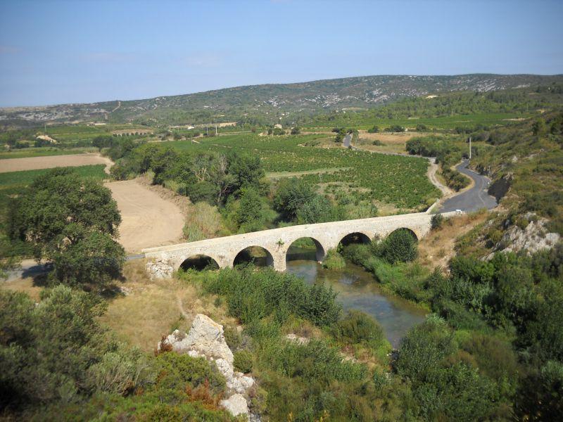 Photo de la rivière Berre dans l'Aude