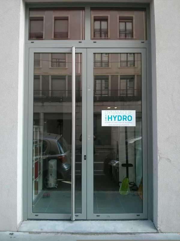 Déménagement : notre nouvelle porte d'entrée, au 16 rue Masaryk - 69009 Lyon