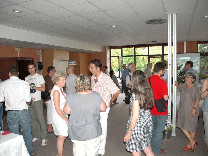 Inauguration de nos nouveau locaux à Saint-Didier-au-Mont-d'Or