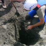 ISERE - Injection : campagne de terrain en canoë