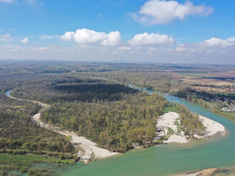 Ain-Rhône (confluence)
