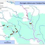 ALES - Plan de gestion : cartographie des ouvrages retenus pour l'analyse finale