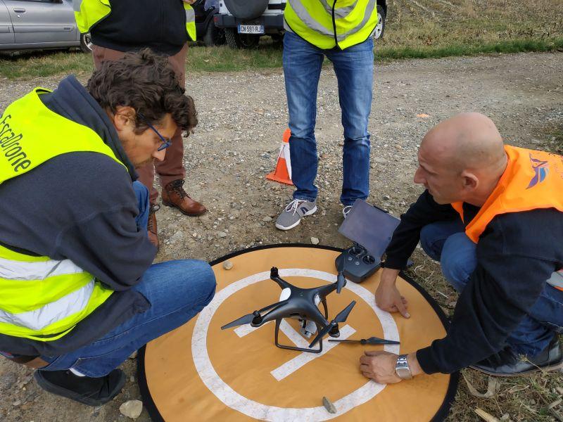 Baadïs Zouaoui - aspects sécuritaires du télépilotage de drone