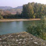 GARONNE - Diagnostic sédimentaire : vue sur le fleuve Garonne