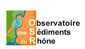 Logo de l'Observatoire des Sédiments du Rhône