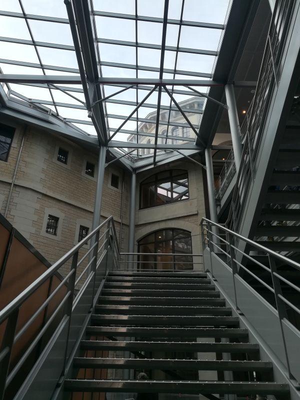 Locaux rénovés de l'Université Catholique de Lyon